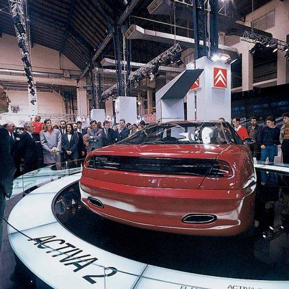 Concept Citroën Activa 2
