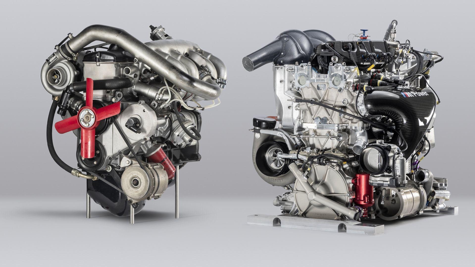 50 Anos Motores BMW Turbo