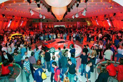 61 2003 Salon Automovil Barcelona Seat Cupra Gt