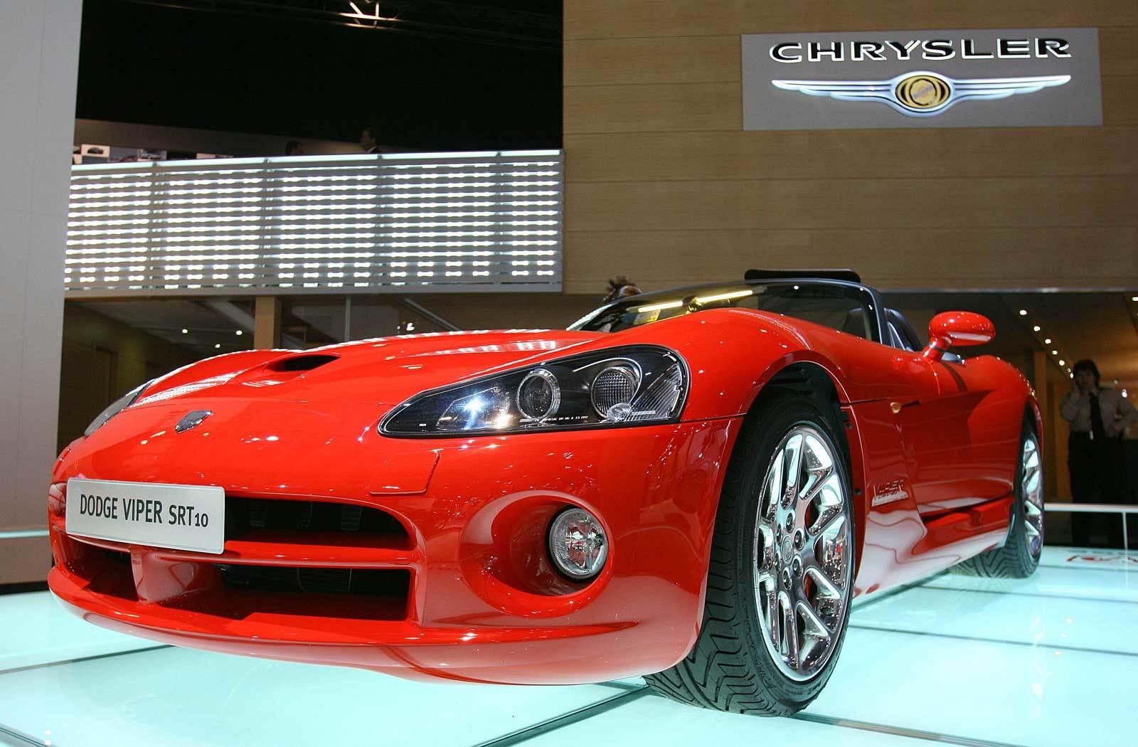 62 2005 Salon Automovil Barcelona Dodge Viper Srt10