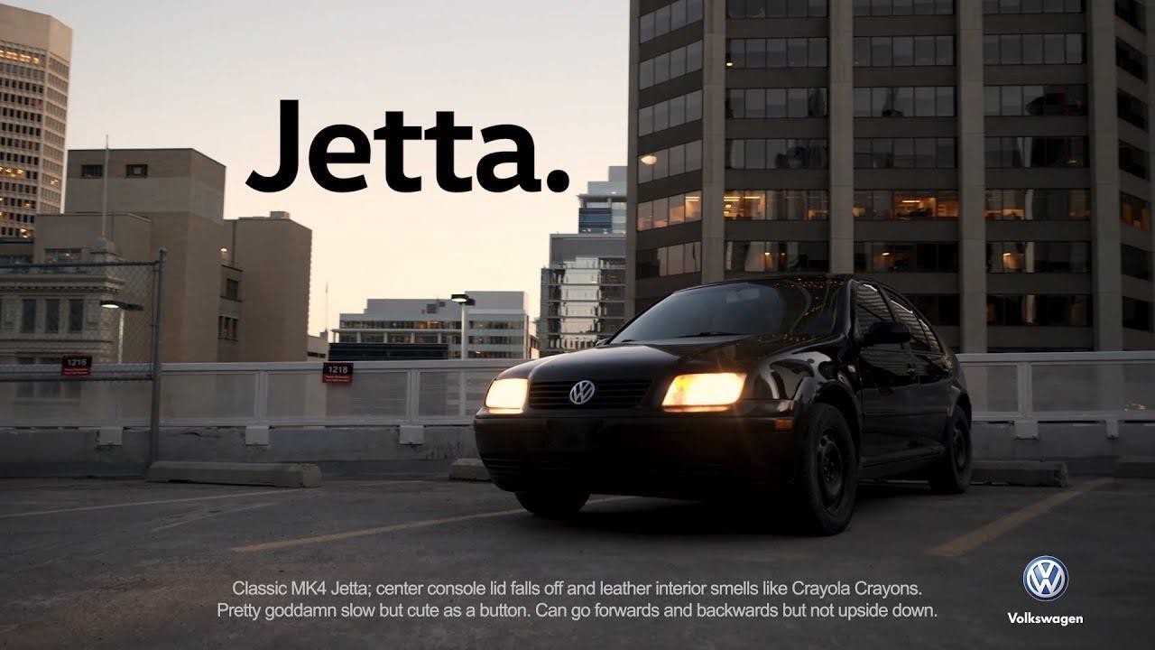 Tras ver el anuncio, querrás este Volkswagen Jetta