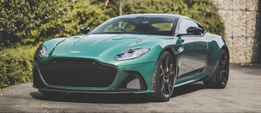 Ya ha salido de la fábrica la primera unidad del Aston Martin DBS 59