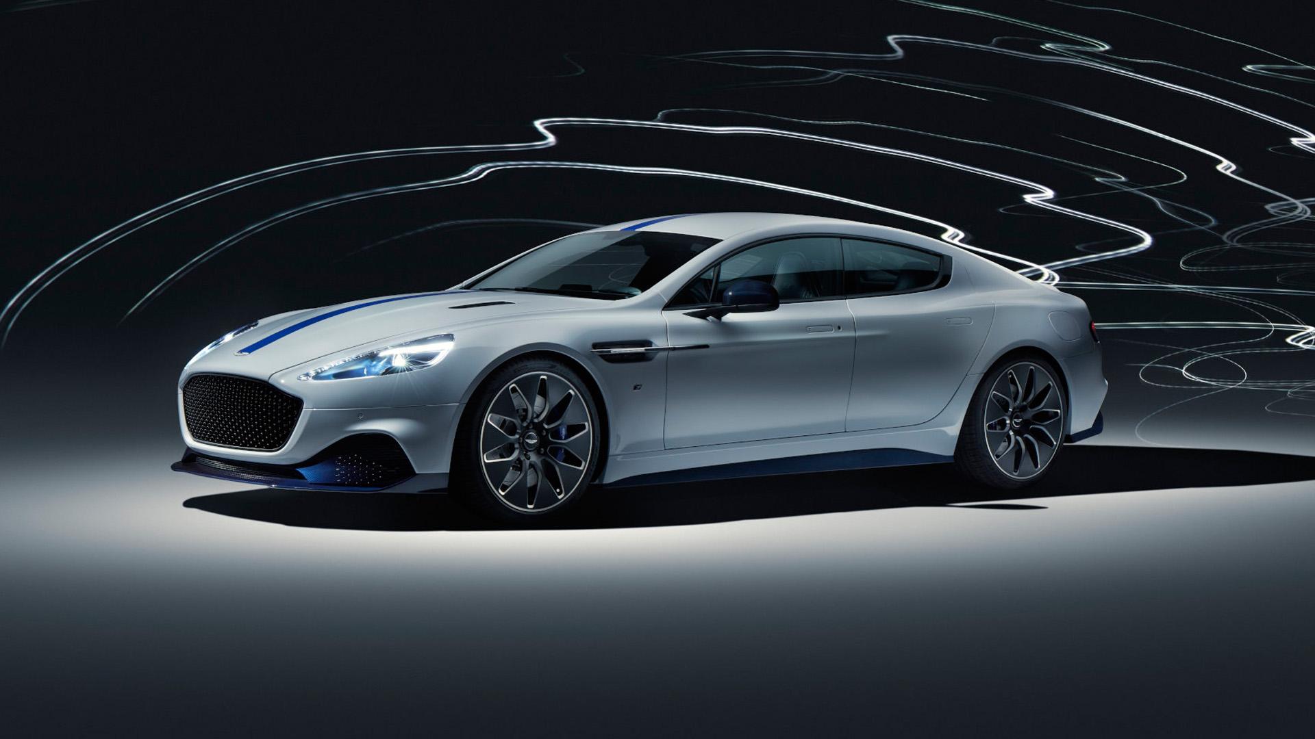 Aston Martin Rapide E, el primer eléctrico de la marca