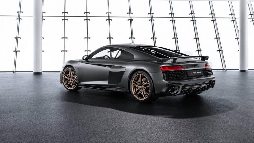 El futuro del Audi R8 será eléctrico