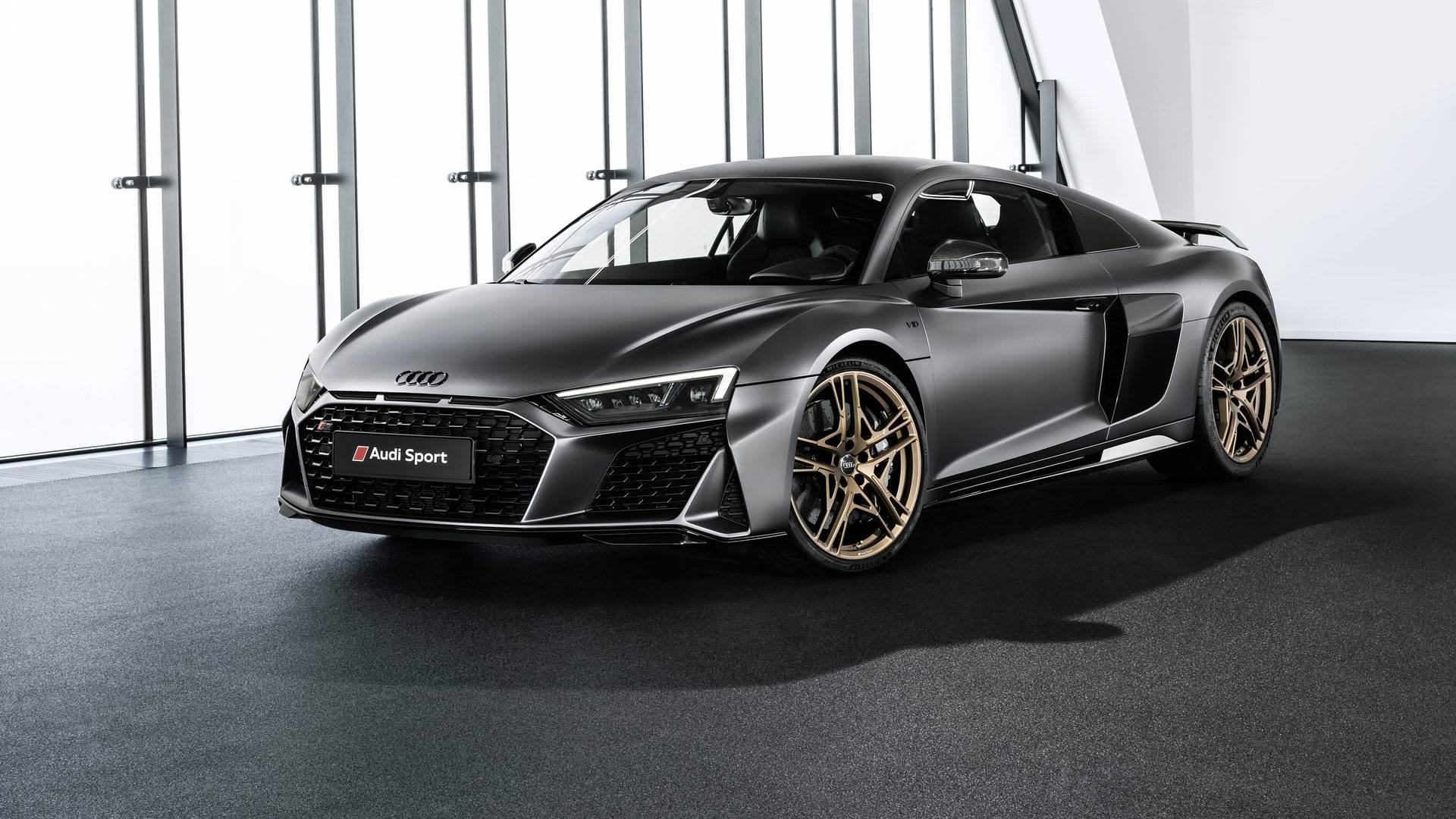 Audi R8 Decennium 2