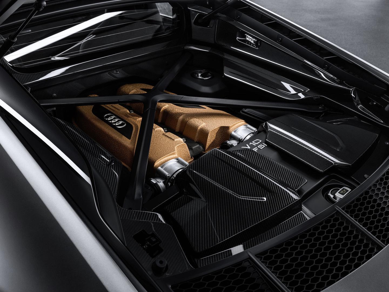 Audi R8 Decennium 3