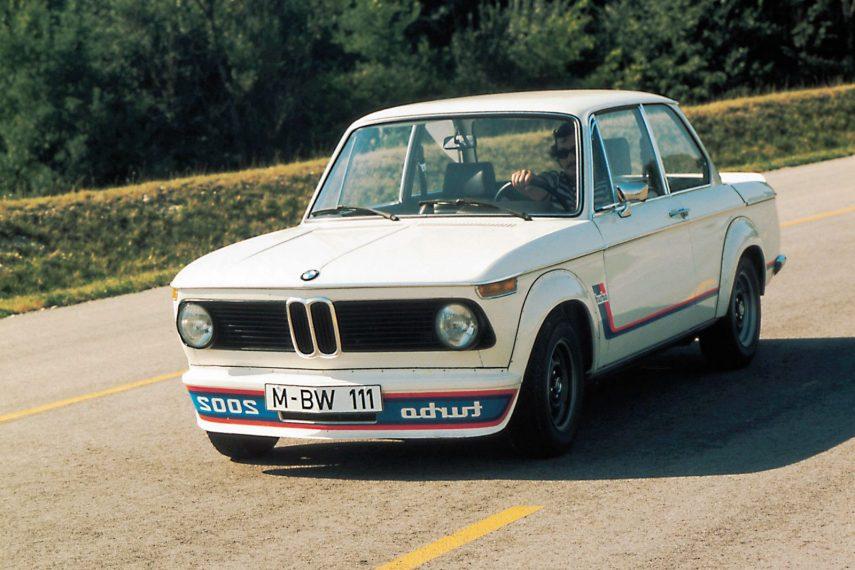 Coche del día: BMW 2002 Turbo
