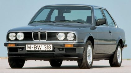 BMW E30 318i Coupe