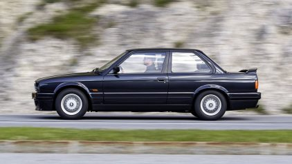 BMW E30 320is Coupe