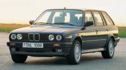 BMW E30 325ix Touring