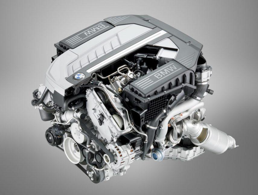 El motor V12 de BMW aún tiene vida por delante