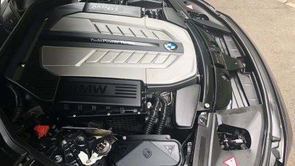 BMW Motor V12 N74B66TU 3