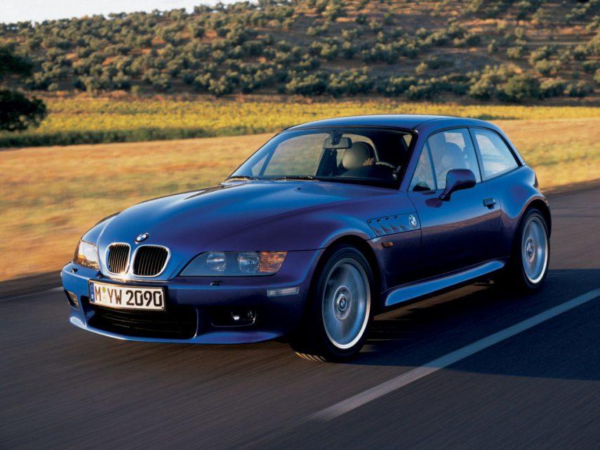 Coche del Día: BMW Z3 Coupé