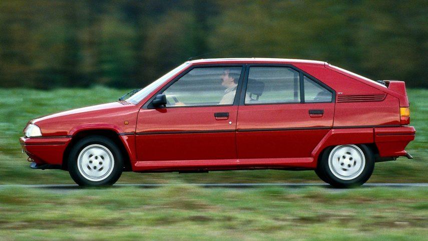 Coche del día: Citroën BX GTi 16v