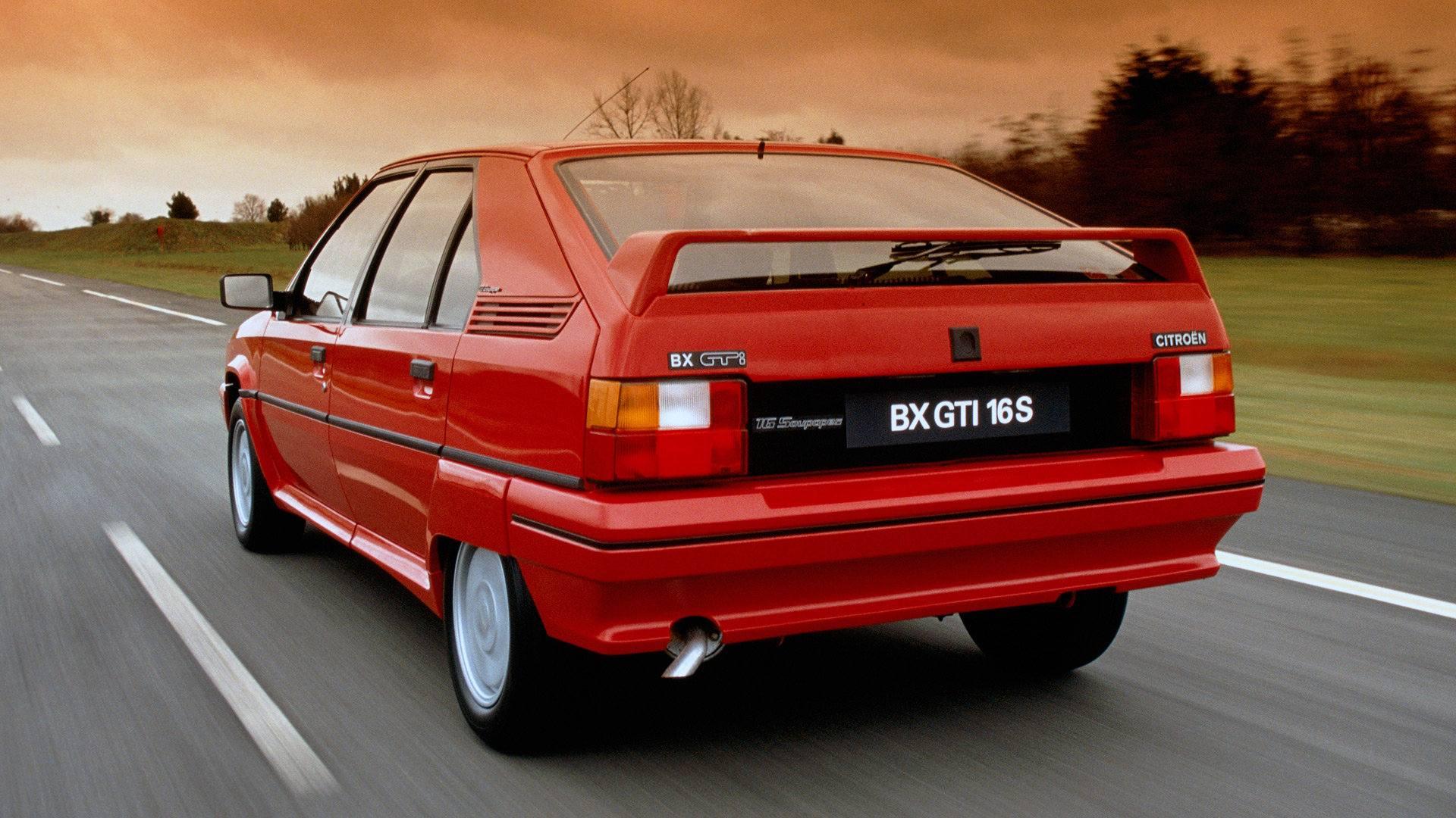 Citroen BX GTI 16v 3