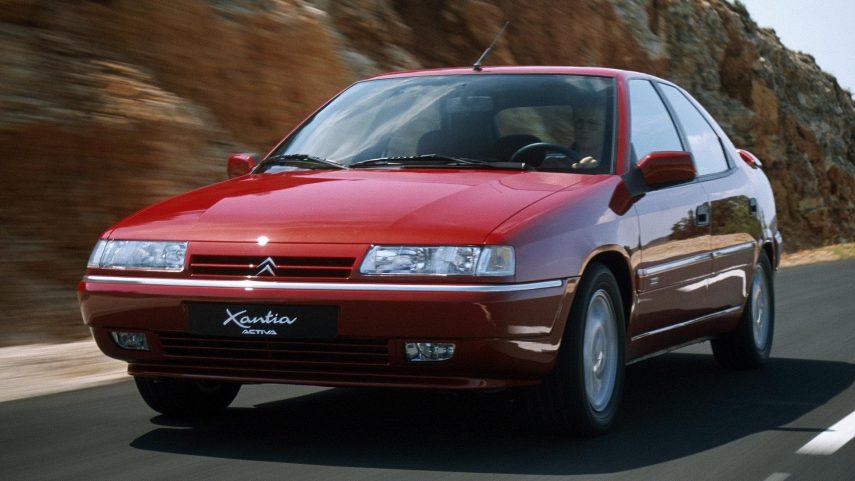 Coche del día: Citroën Xantia Activa 3.0 V6