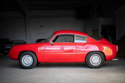 Fiat Abarth 750 Zagato 10