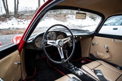 Fiat Abarth 750 Zagato 28