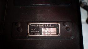 Fiat Abarth 750 Zagato 31