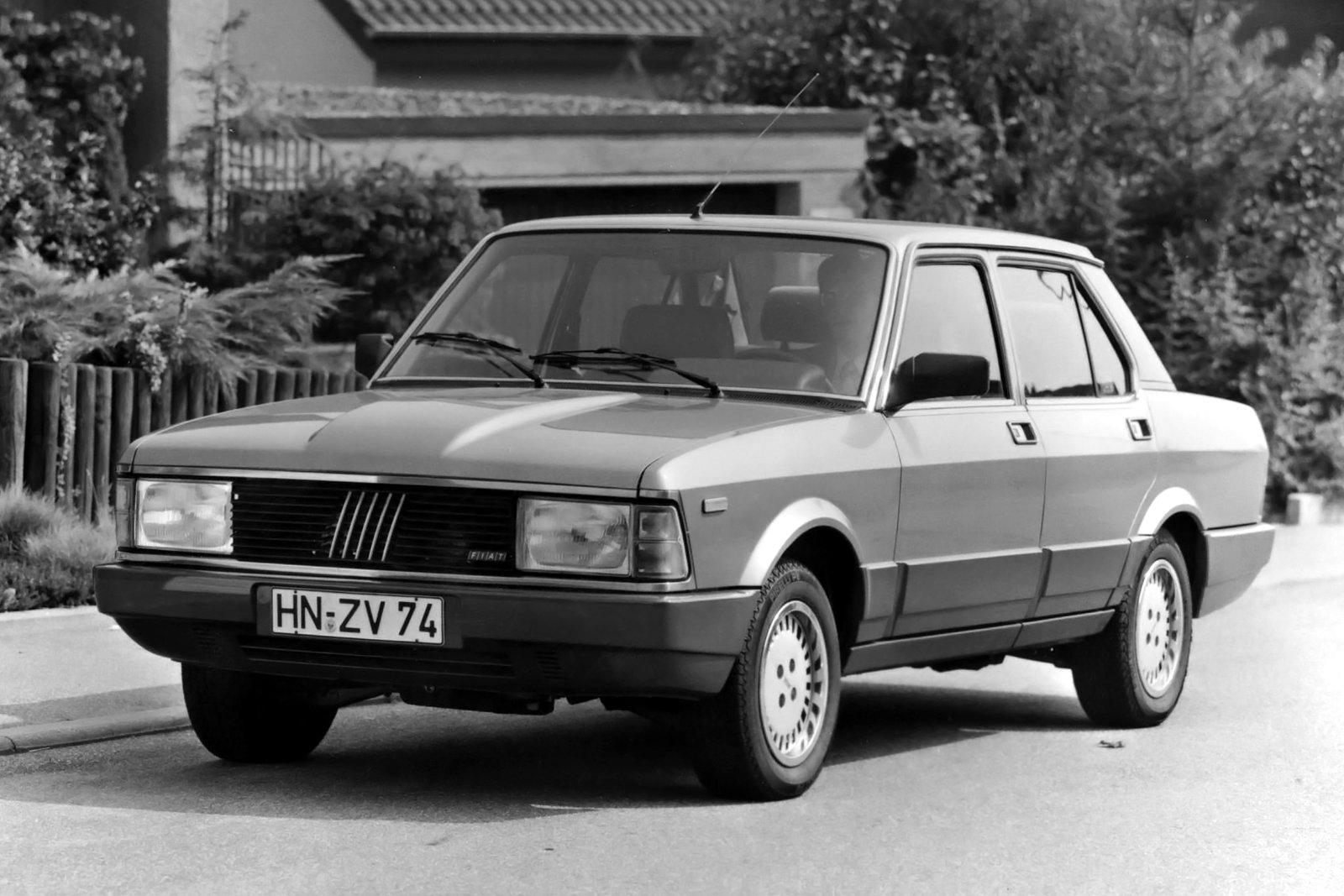 Coche del día: Fiat Argenta Turbo Diesel