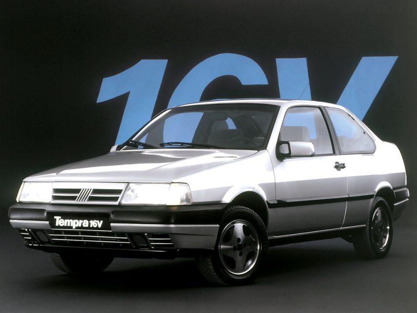 Coche del día: Fiat Tempra Coupé
