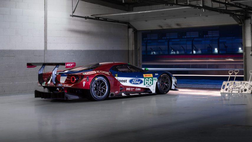 Ford retira el apoyo de fábrica al equipo de resistencia