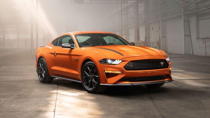 2020 Ford Mustang High Performance Package, más deportividad para el potro de acceso