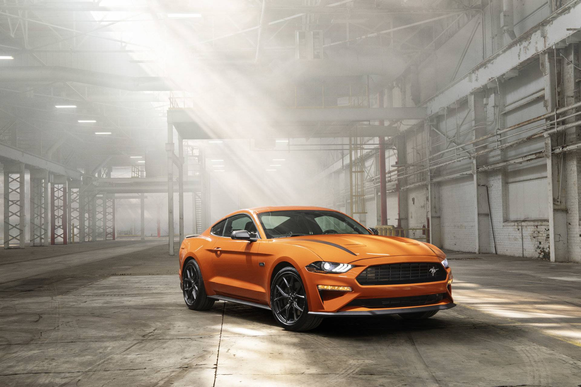 Ford Mustang High Performance Package 2019 02
