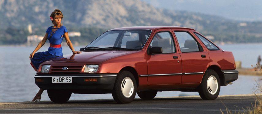 Coche del día: Ford Sierra 2.0i