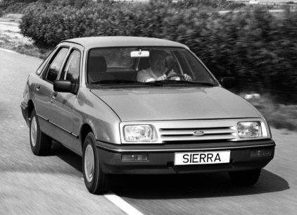 Ford Sierra Berlina 3 Png
