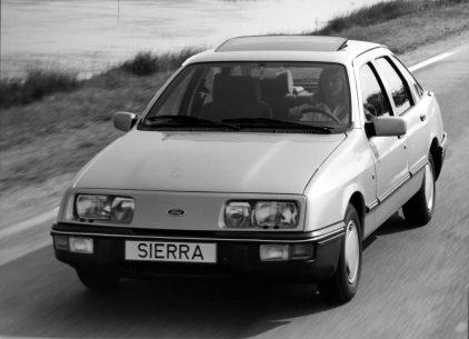 Ford Sierra Berlina 4 Png
