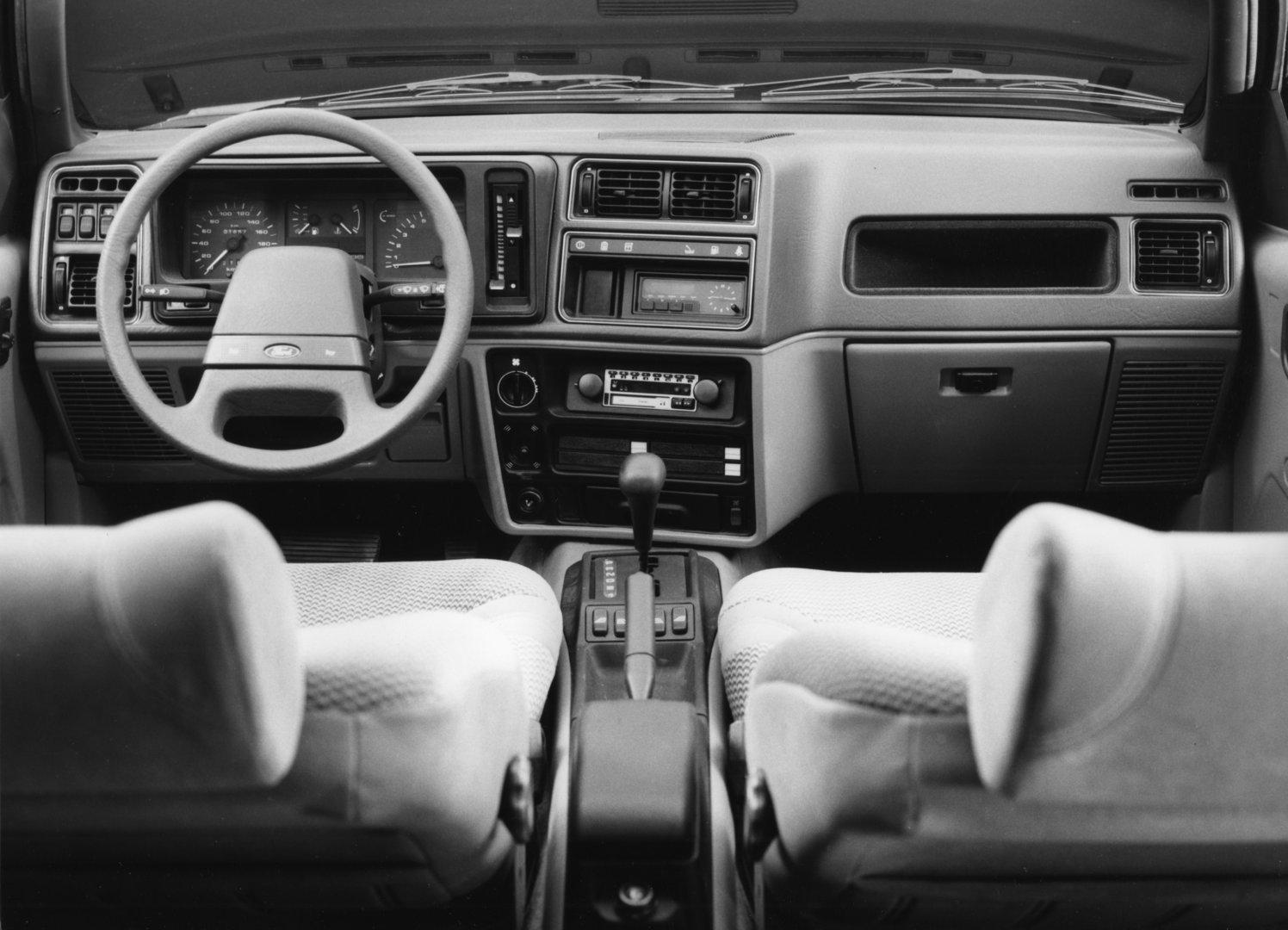 Ford Sierra Berlina 5 Png
