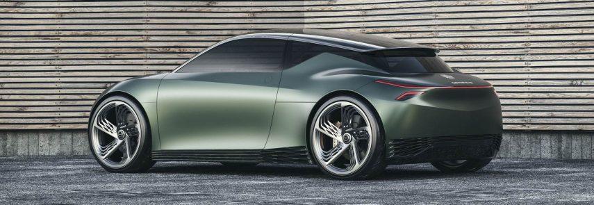 Genesis Mint Concept: pequeño, eléctrico, deportivo y premium