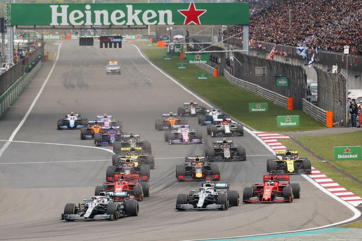 GP De China 2019 2