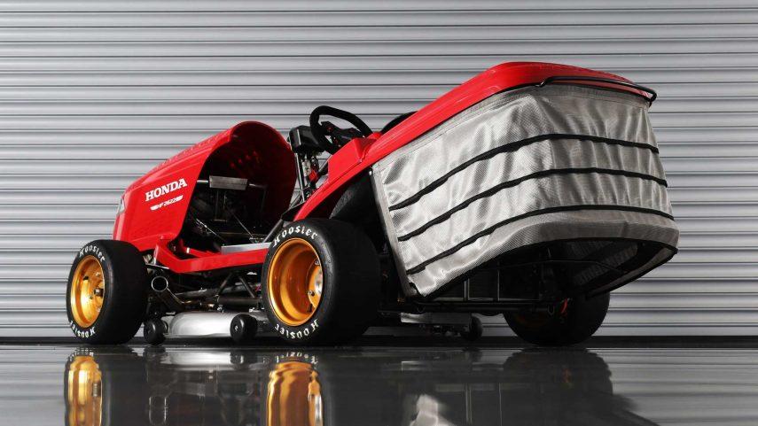 Honda Mean Mower, de nuevo a por el récord mundial