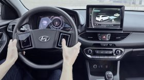 Hyundai Digital Cockpit 1