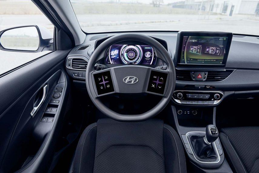 Hyundai revela cómo será el puesto de conducción del futuro