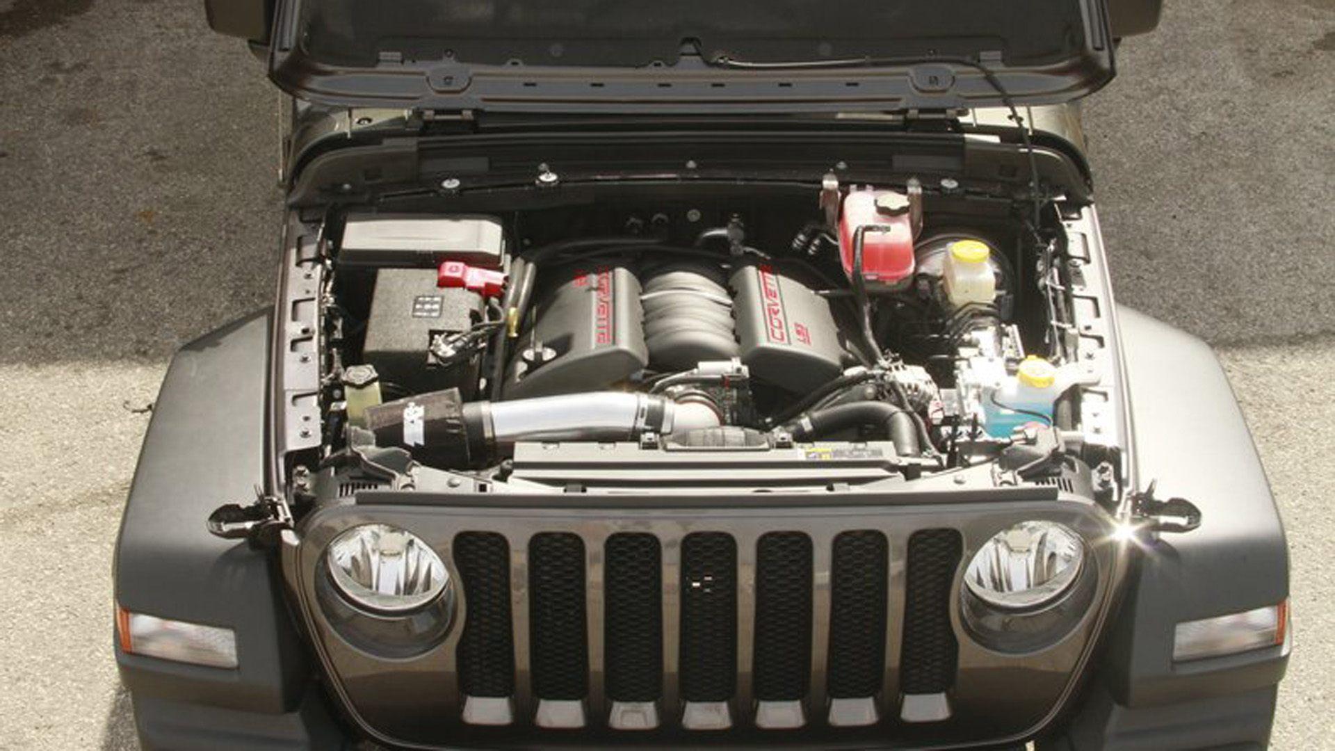 Sí, pero no: el Jeep Wrangler se quedará sin opción V8