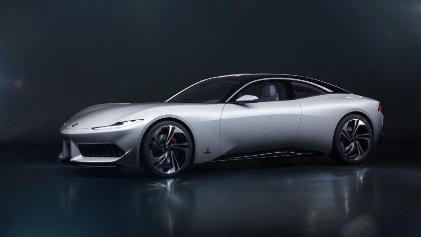 Karma presenta el Revero GT, Pininfarina GT y SC1 Vision Concept