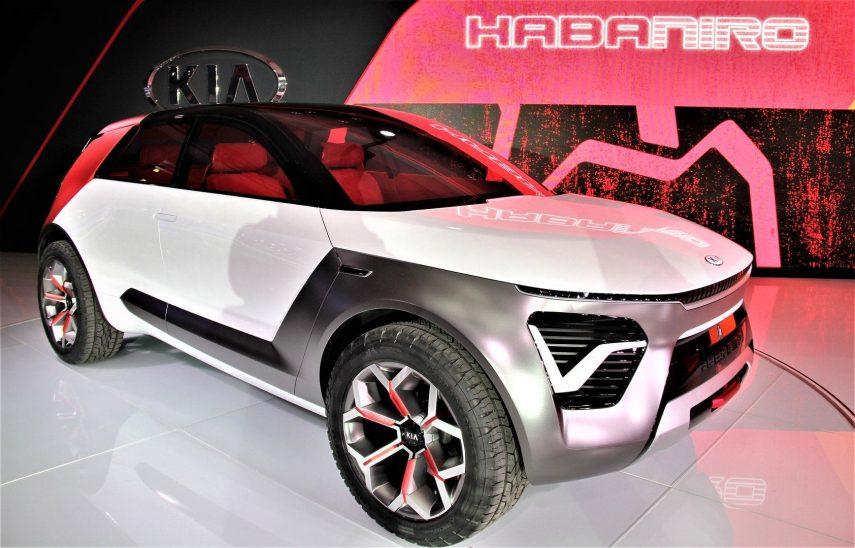 """Kia HabaNiro Concept, un """"coche para todo"""""""