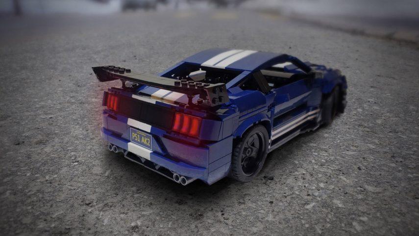 LEGO Ford GT500 2020 2