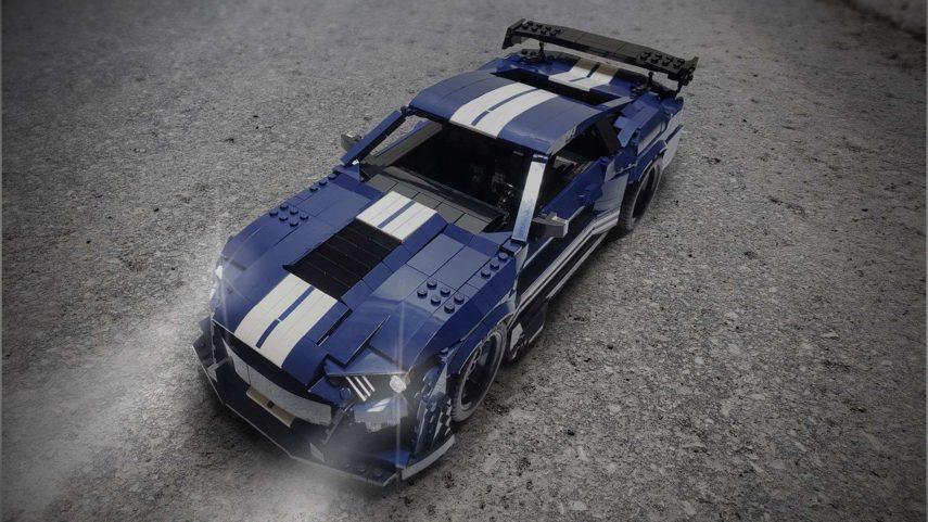 LEGO Ford GT500 2020 3