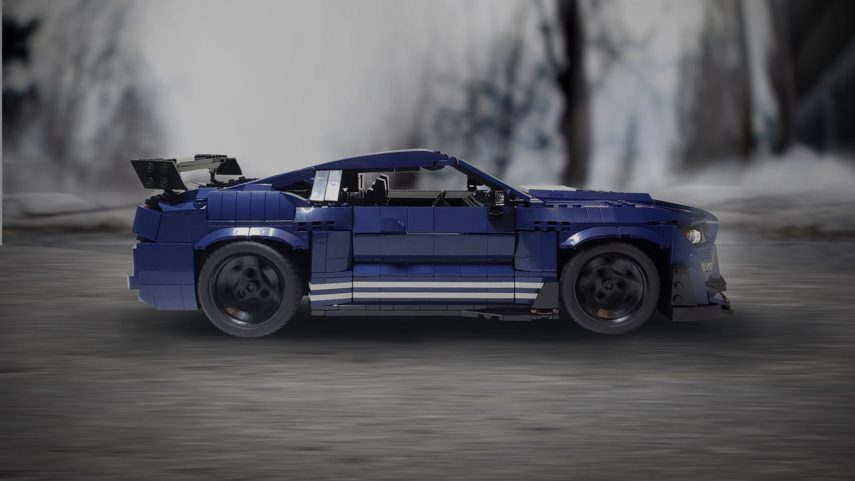 LEGO Ford GT500 2020 4