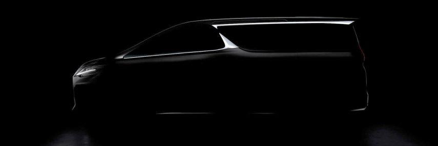 Lexus LM, el nuevo y primer monovolumen de la marca
