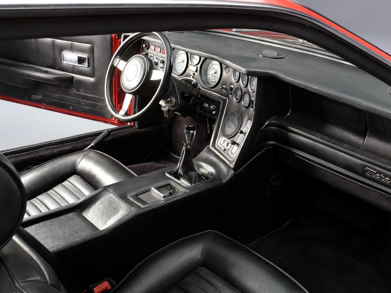 Maserati Merak SS 2