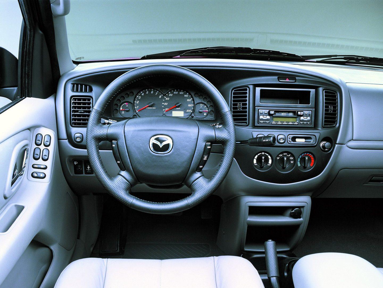 Mazda Tribute V6 3