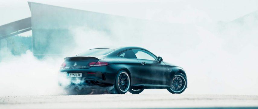 Mercedes-AMG planea acabar con la propulsión