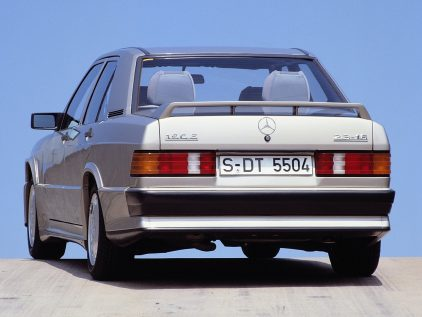 Mercedes Benz 190 2 3 16