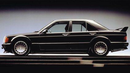 Mercedes Benz 190 E 2 5 16 EVO 1