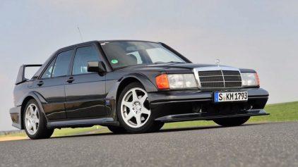 Mercedes Benz 190 E 2 5 16 EVO 2